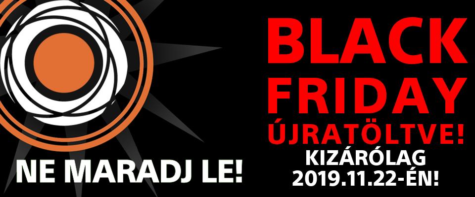 Black Friday újratöltve