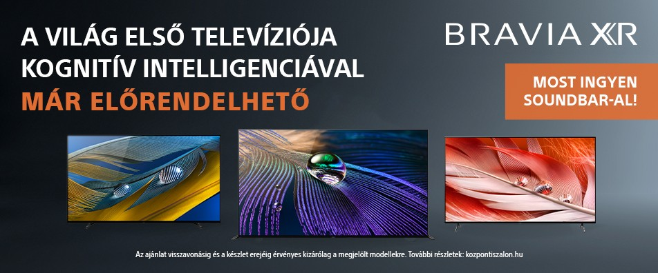 TV-k kognitív intelligenciával!