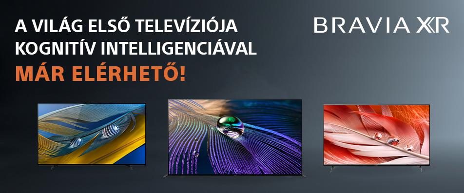 Sony Bravia XR televíziók!