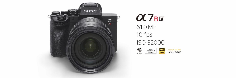 Sony ILCE-7RM4